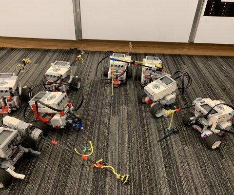 Robot It! – Summer Camp Volunteering