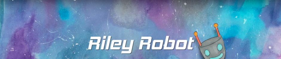 New Riley Robot Read-Aloud Series