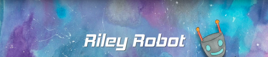 Riley Robot and the Hunt for SpaceCat