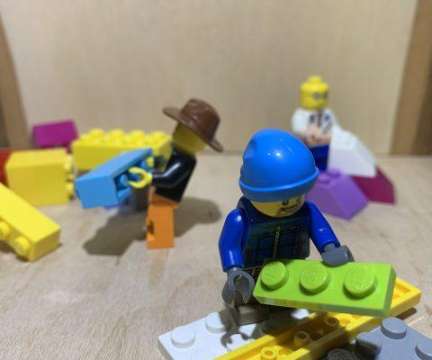 Operation Lego Redistribution
