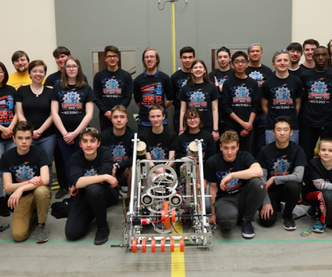 2021 FRC Kickoff Announcement